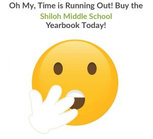 sms yearbook reminder